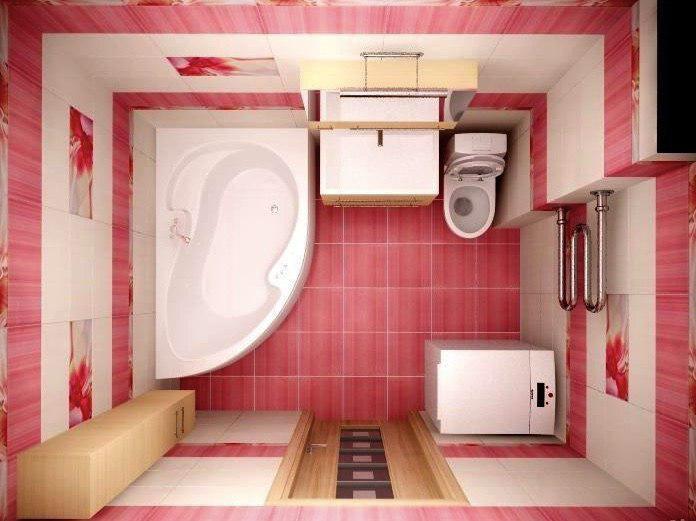 Продуманная ванная