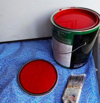 Вредные краски