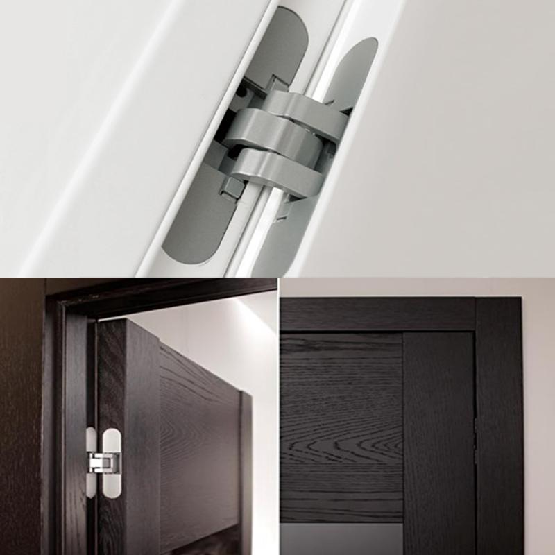 Скрытые петли для межкомнатных дверей