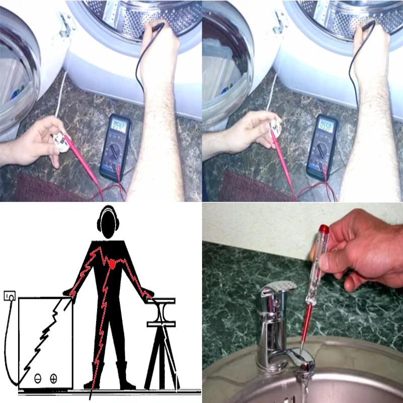 Как проверить утечку тока, если сработало УЗО