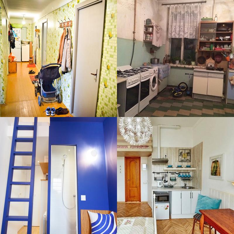Можно ли в коммунальной квартире сделать собственную кухню и санузел?