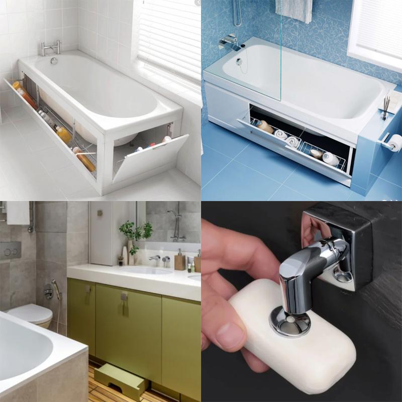 Интересные решения для ванной